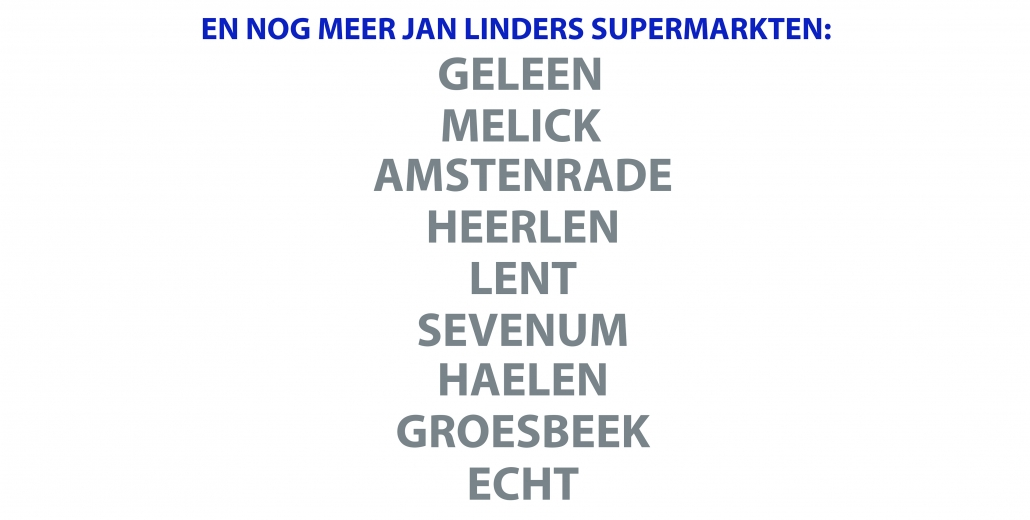 DIVERSE SUPERMARKTEN JAN LINDERS