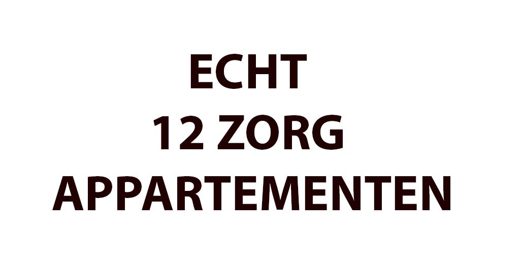 ECHT 12 ZORG APPARTEMENTEN