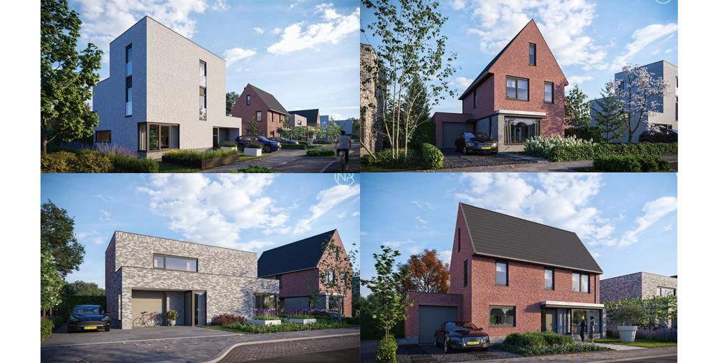 Roermond Neeldervelt 15 woningen