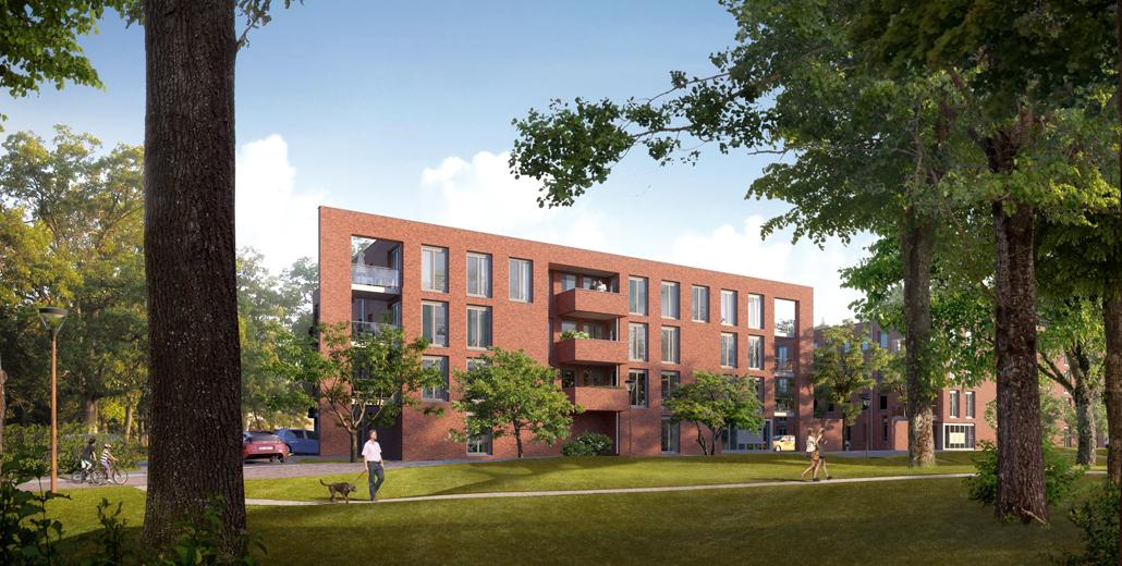 VENLO Nieuw_Manresa_42 appartementen